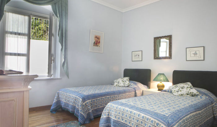 Twin Bedroom, Villa Alexander, Kefalonia