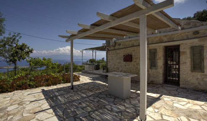 Bacchus House, Antipaxos