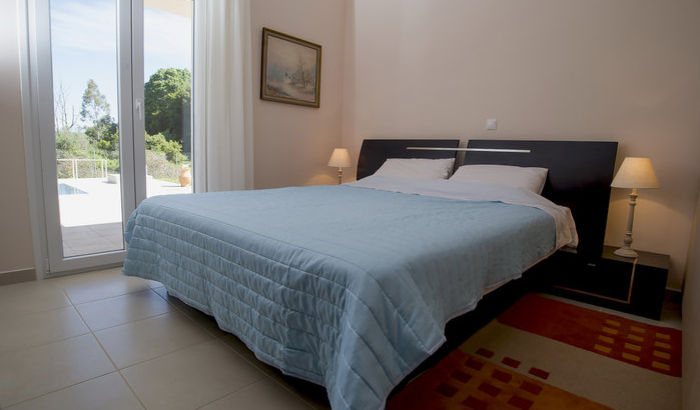 Bedroom, Avlaki Beach Villa, Corfu