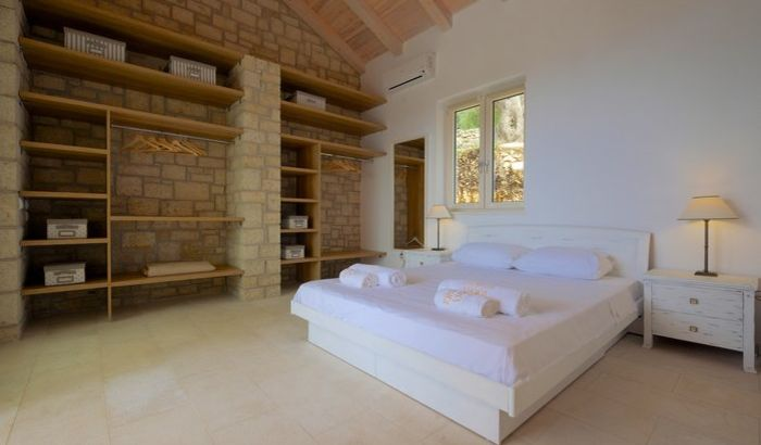 Bedroom, Erimitis View, Paxos