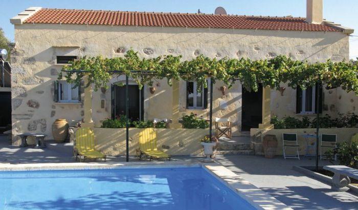Villa Stathis Properties In Crete Gic The Villa Collection