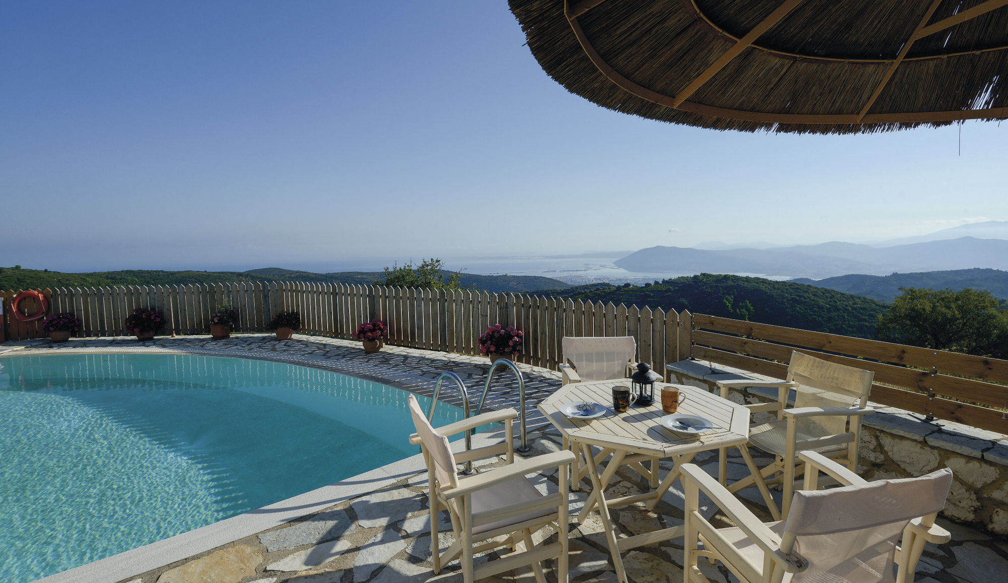Villa Milos | Properties in Lefkas | GIC The Villa Collection