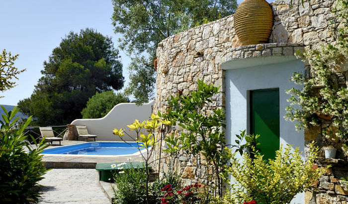 Entrance, Katia's House, Alonissos
