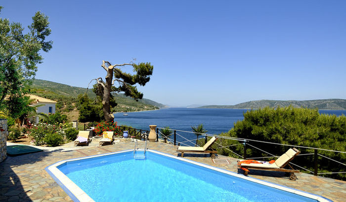 Swimming Pool, Katia's House, Alonissos