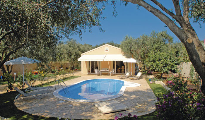 Swimming Pool, Villa Persephoni, Corfu