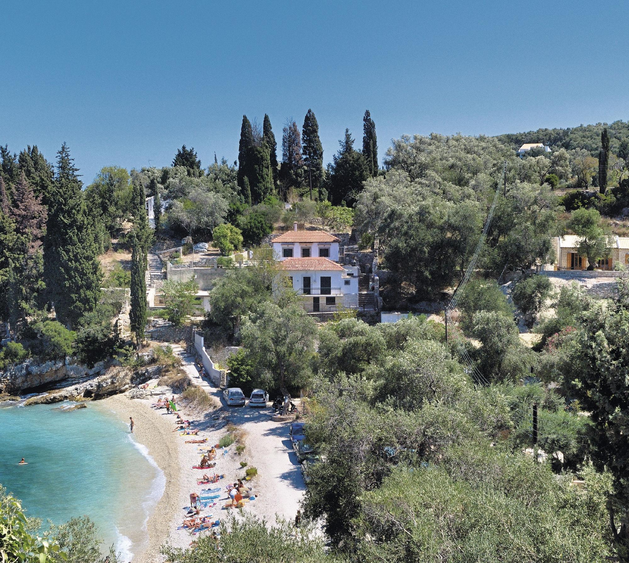 Levrecchio Beach House Properties In Paxos Gic The