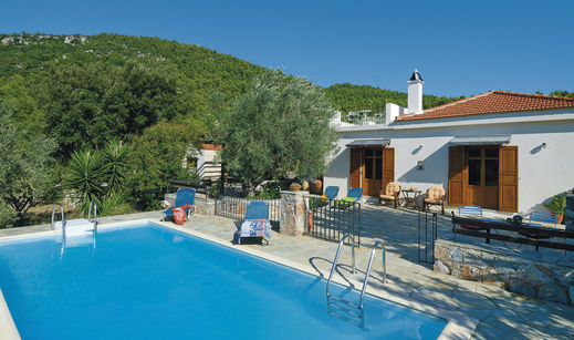 Swimming Pool, Villa Mourtero, Skopelos