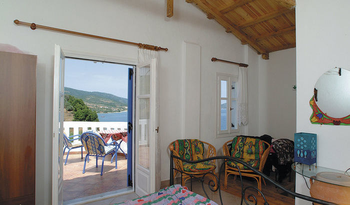 Living Area, Katia's House, Alonissos