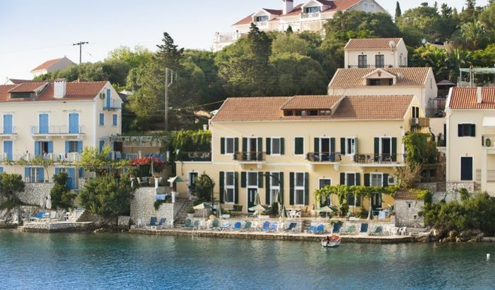 Waterfront Apartments, Kefalonia
