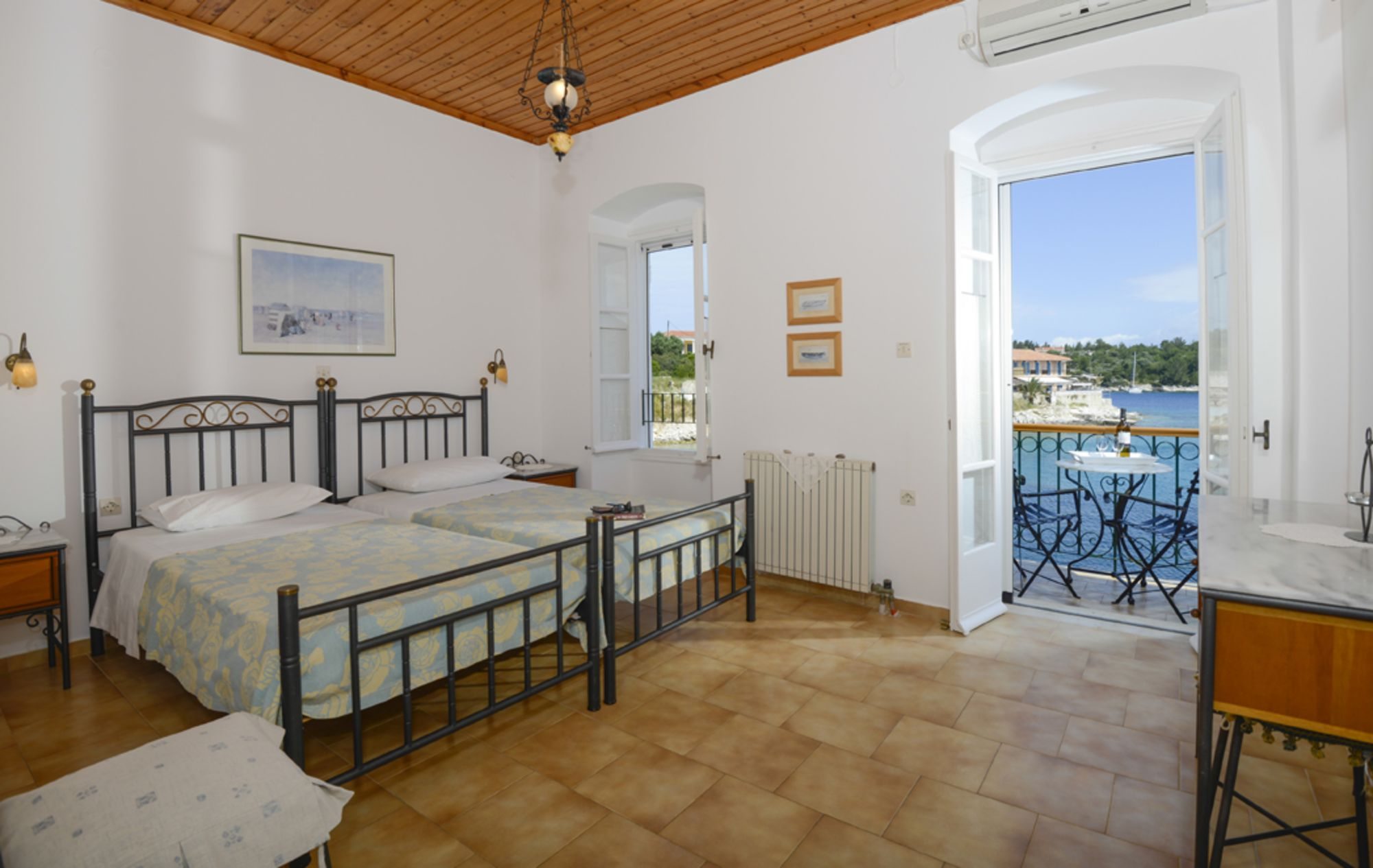 Waterfront apartments availability for Greece waterfront property for sale