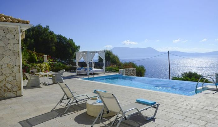 1-bedroom villa (lower villa), The Villa Limonari, Meganissi