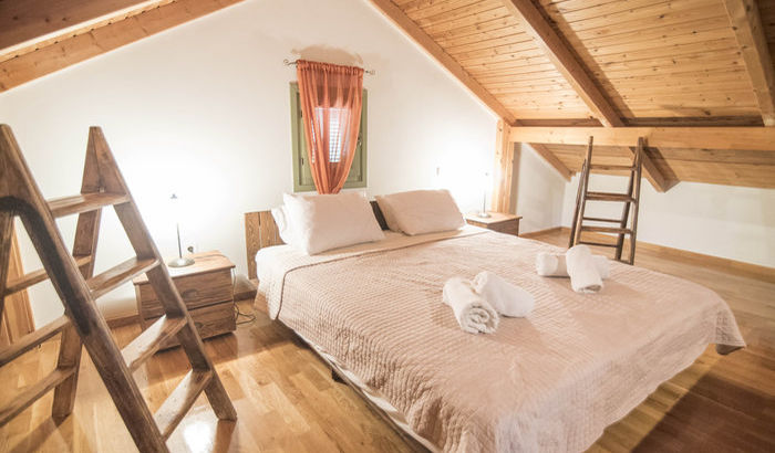 Double Bedroom, Villa Nondas