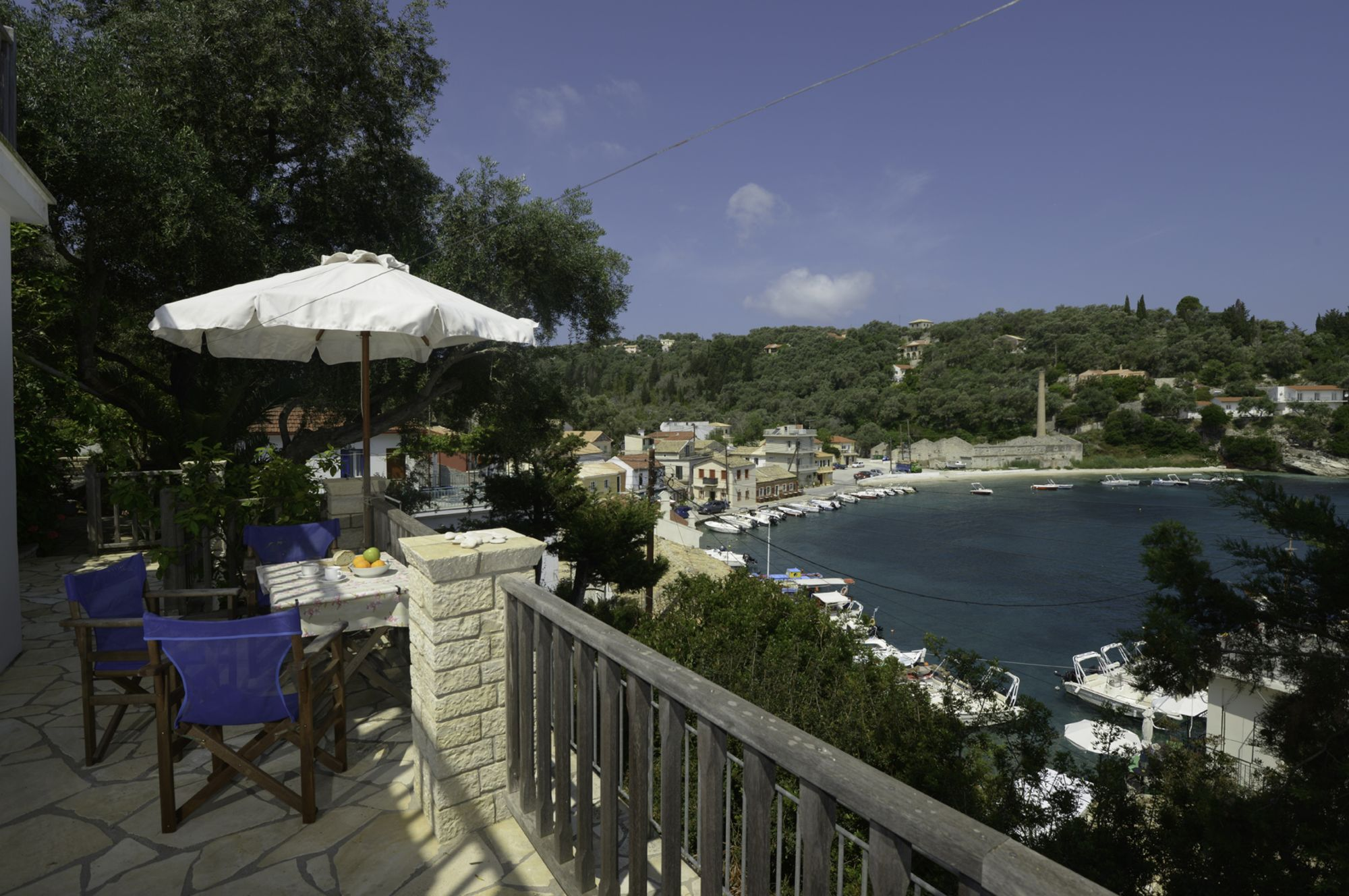 Harbour View Properties In Paxos Gic The Villa Collection