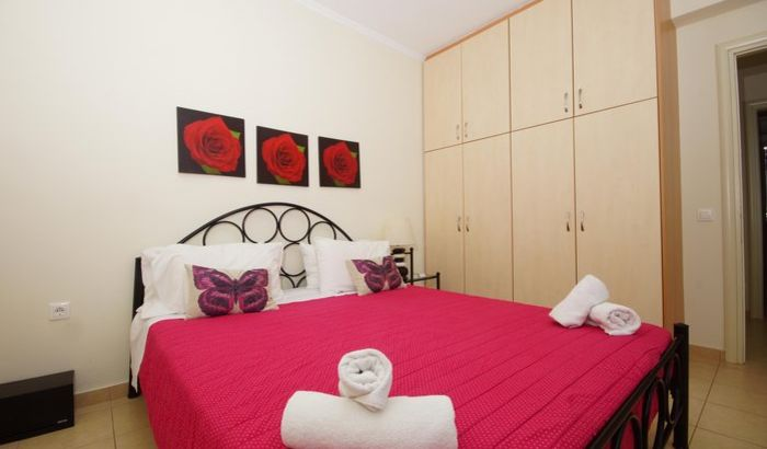 Double bedroom, San Nikolas Villa