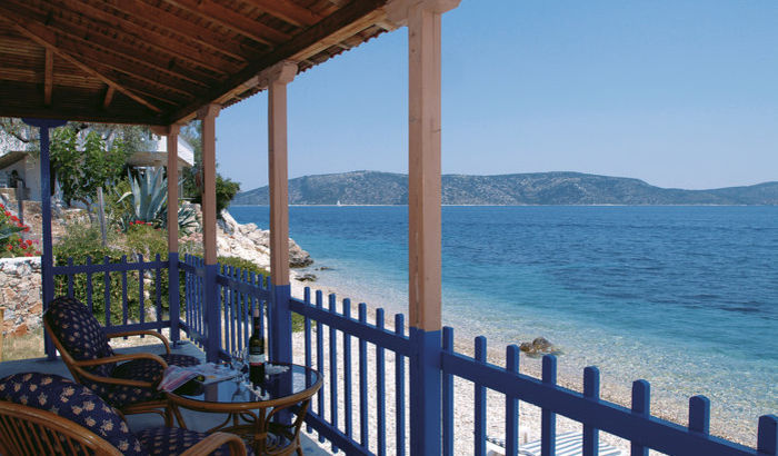 Balcony, Sea Horse Cottage, Alonissos