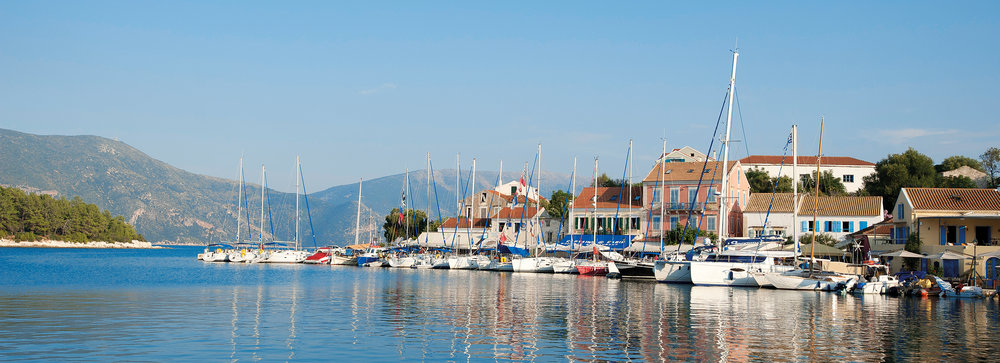 Find your perfect villa on the Ionian island of Kefalonia