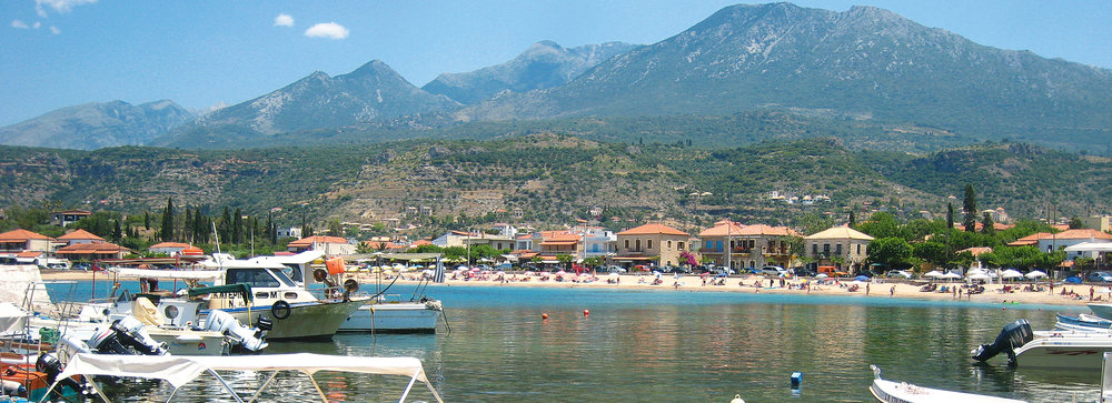 History on your doorstep when choosing a Peloponnese villa holiday