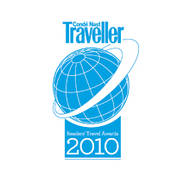 Conde Nast Traveller Awards 2010